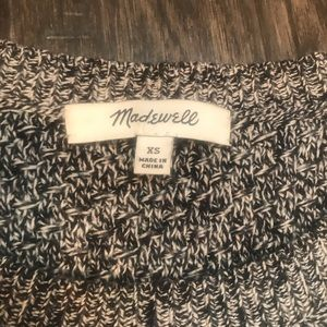 Madewell Sweaters - Madewell sweater with side zippers